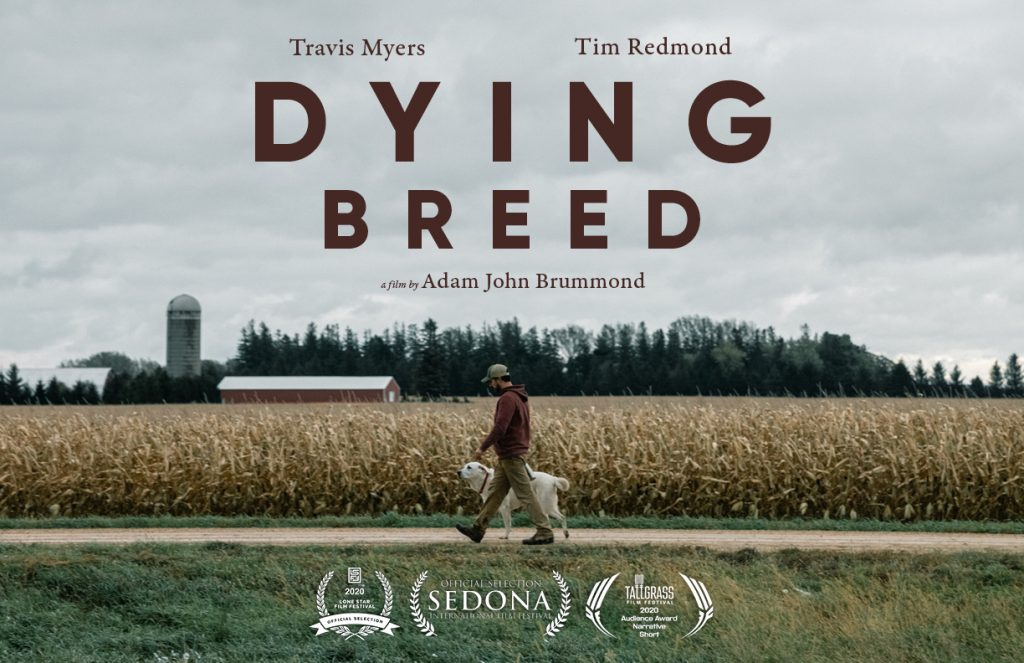 Dying Breed Film Poster